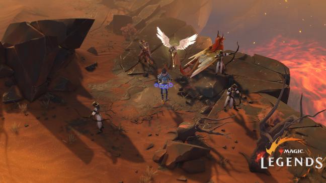 Magic: Legends - Screenshots - Bild 5