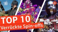Top 10 - Verrückte Spin-offs