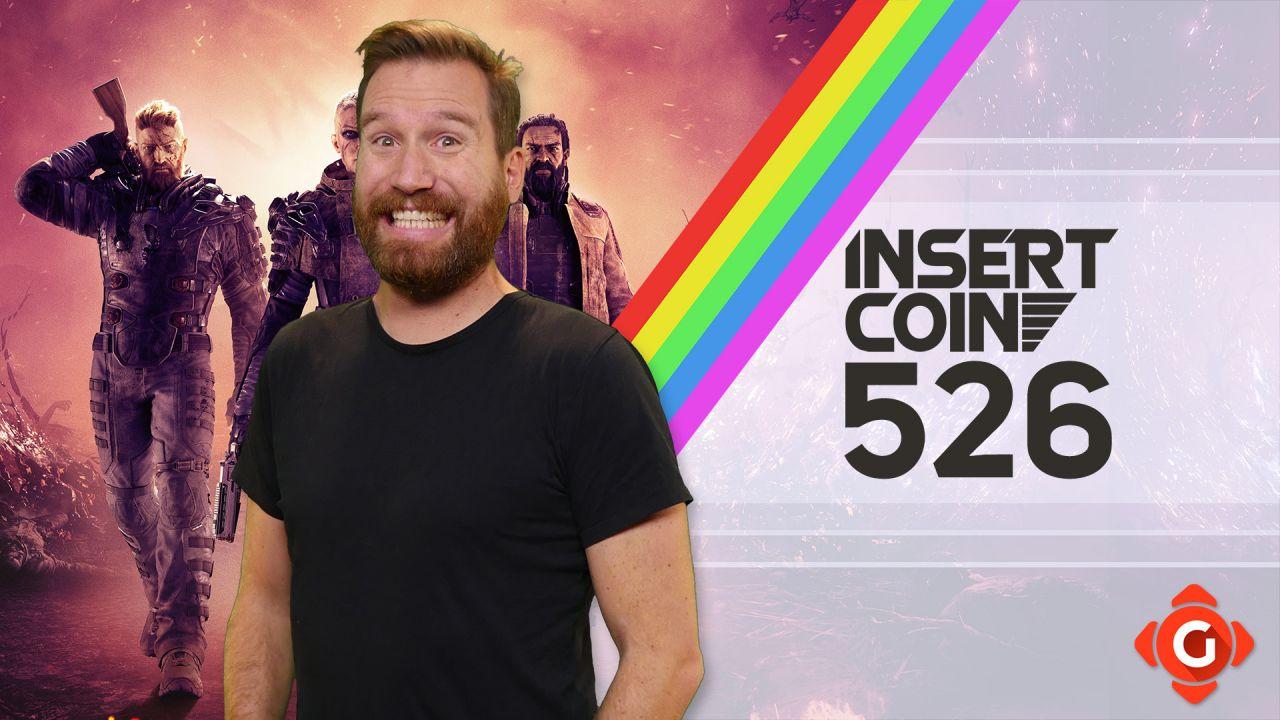 Insert Coin #526 - Outriders, GeForce NOW und mehr