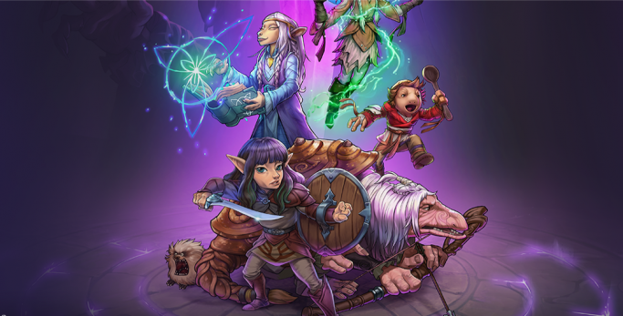 The Dark Crystal: Age of Resistance Tactics - Test
