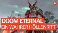 Ein wahrer Höllenritt - Event-Bericht zu DOOM Eternal
