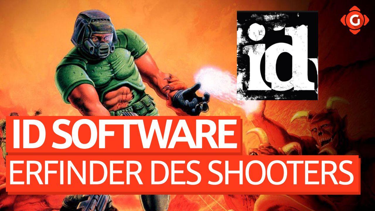 Die Erfinder des First-Person-Shooters - Die Geschichte von id Software