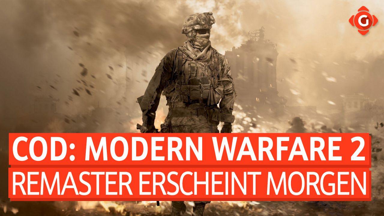 Gameswelt News 30.03.20 - Mit Call of Duty: Modern Warfare 2, NieR und mehr
