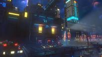 Cloudpunk - Screenshots - Bild 5