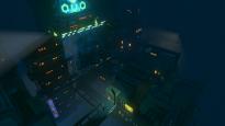 Cloudpunk - Screenshots - Bild 1