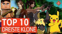 Top 10 - Die 10 dreistesten Videospielklone