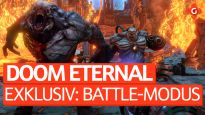 DOOM Eternal - Exklusives Multiplayer-Gameplay vom Battle-Modus