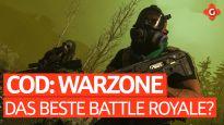 Call of Duty: Warzone - Die neue Battle-Royale-Messlatte im Videotest