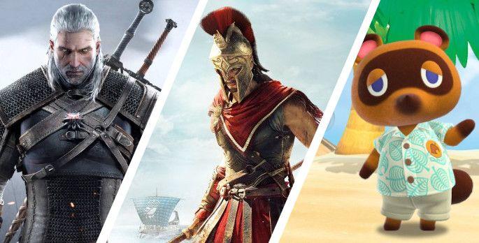 Top 10: Singleplayer-Spiele mit riesiger Spieldauer - Special