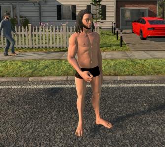 Wanking Simulator - Test