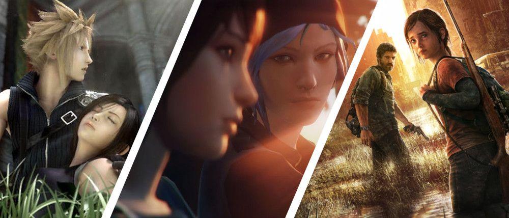 11 Spiele, die zu Tränen rühren
