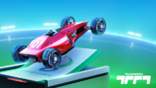 Trackmania - Screenshots