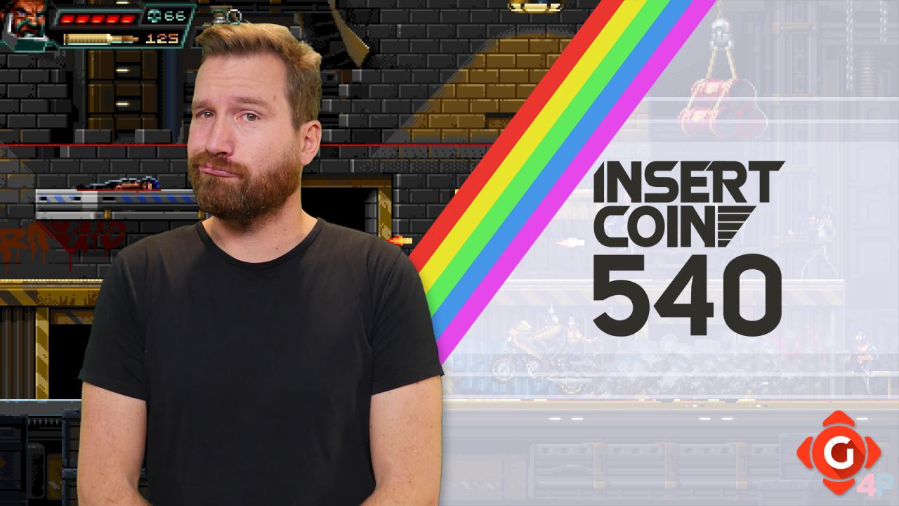 Insert Coin #540 - Maneater, Unreal Engine 5 und mehr
