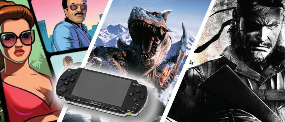 15 Jahre PlayStation Portable