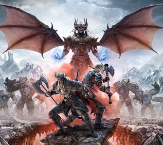 The Elder Scrolls Online: Greymoor - Test