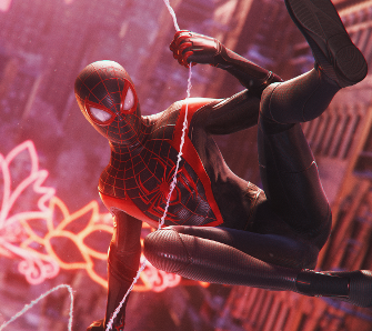 Spider-Man: Miles Morales - Test