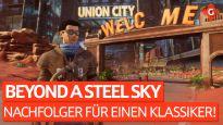 Ein Adventure-Klassiker bekommt einen Nachfolger - Unsere Eindrücke zu Beyond a Steel Sky