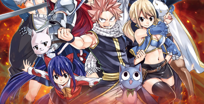 Fairy Tail - Test