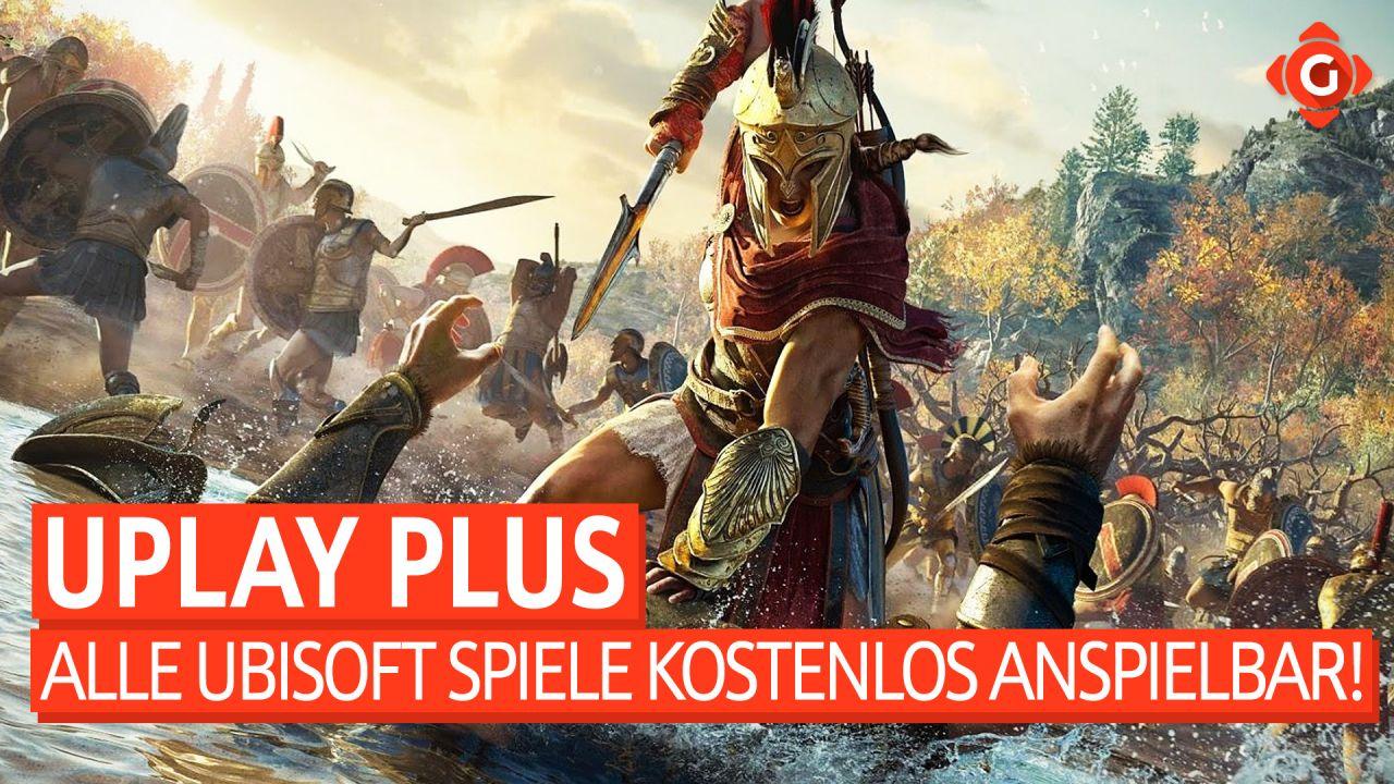 Gamswelt News 09.07.20 - Mit Ubisoft, WWE 2K Battlegrounds und mehr