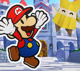 Paper Mario: The Origami King - Test