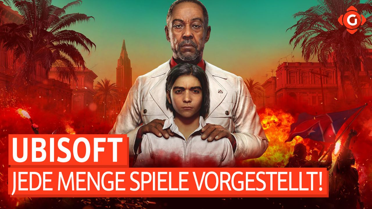 Gameswelt News 13.07.2020 - Mit Ubisoft Forward, Devolver Direct 2020 und mehr