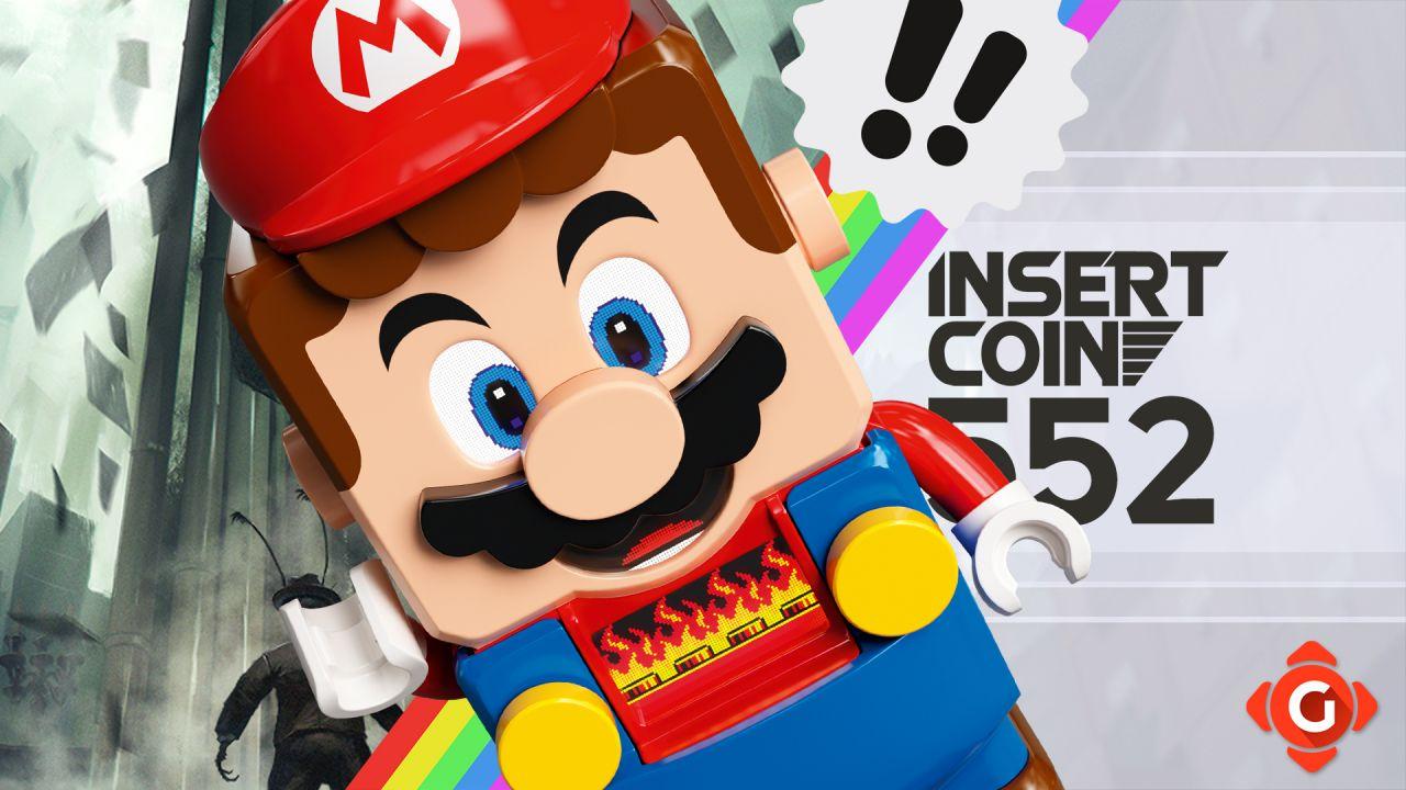 Insert Coin #552 - LEGO Mario, Fast & Furious & mehr