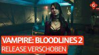 Gameswelt News 11.08.2020 - Mit Vampire: The Masquera - Bloodlines 2, Fifa 21 und mehr