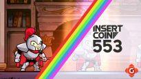 Insert Coin #553 - Rogue Legacy 2, Spiritfarer und mehr