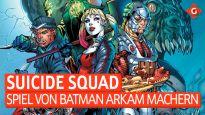 Gameswelt News 10.08.2020 - Mit Suicide Squad, Xbox Series S und mehr