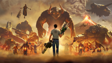 Serious Sam 4 - Test