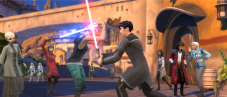 Die Sims 4: Star Wars – Reise nach Batuu