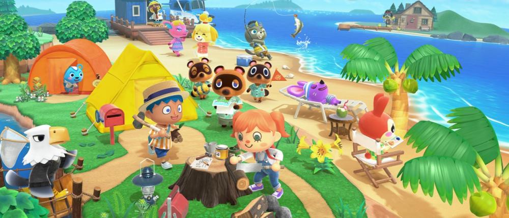 Animal Crossing: New Horizons -  Gewinnspiel