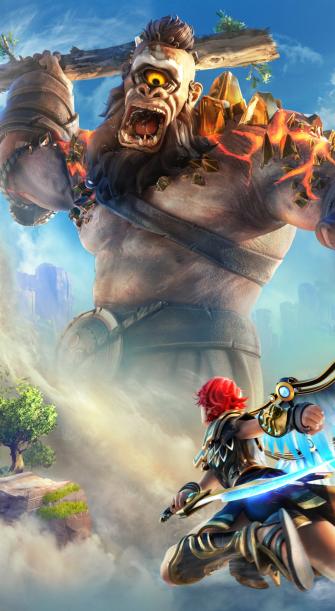 Immortals: Fenyx Rising - Preview