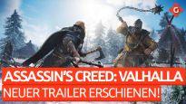 Gameswelt News 30.09.2020 - Mit Assassin's Creed: Valhalla, EA Play und mehr