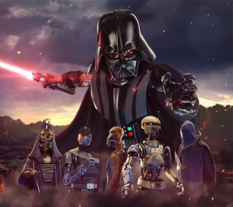 Vader Immortal - Test