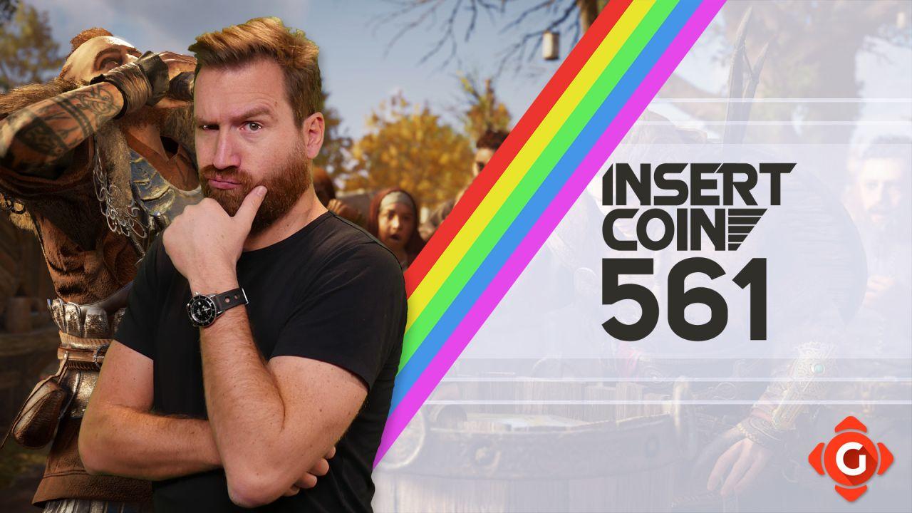 Insert Coin #561 - AC Valhalla, CoD Cold War und mehr