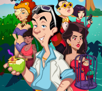 Leisure Suit Larry: Wet Dreams Dry Twice - Test