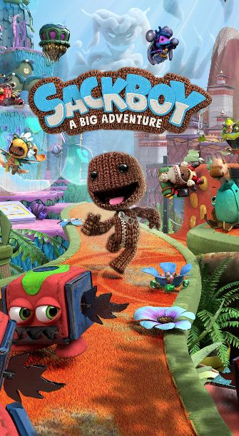 Sackboy: A Big Adventure - Test