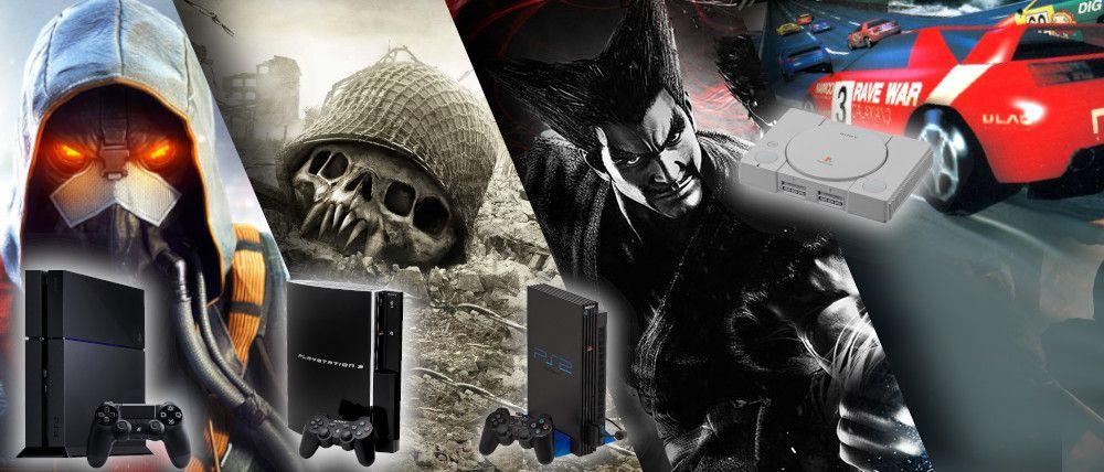 Top 10: Die besten PlayStation-Launch-Titel aller Zeiten