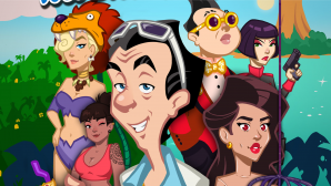 Leisure Suit Larry: Wet Dreams Dry Twice