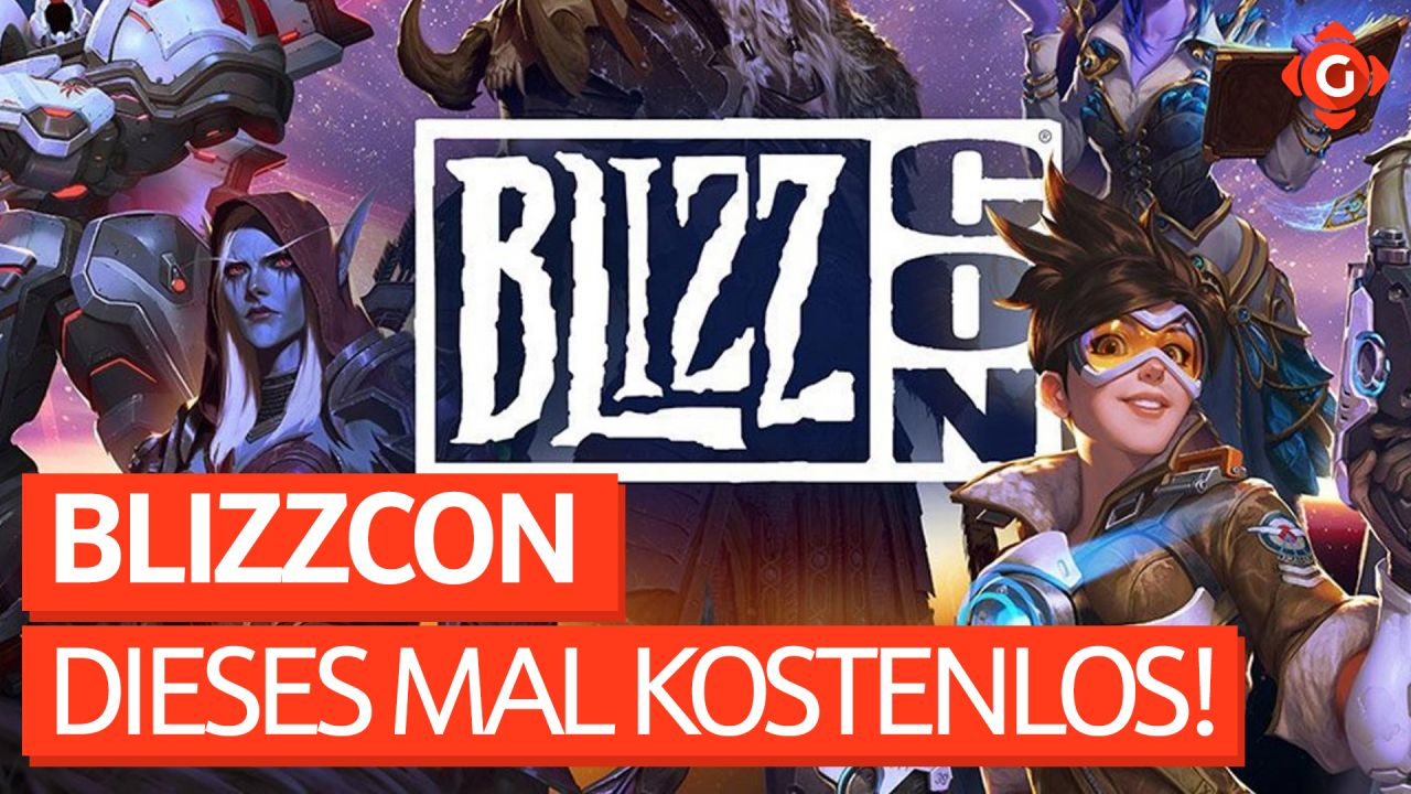 Gameswelt News 04.11.2020 - Mit BLIZZCON, AVATAR, Leasure Suit Larry & Days Gone