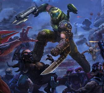 Doom Eternal: The Ancient Gods Part 1 - Test