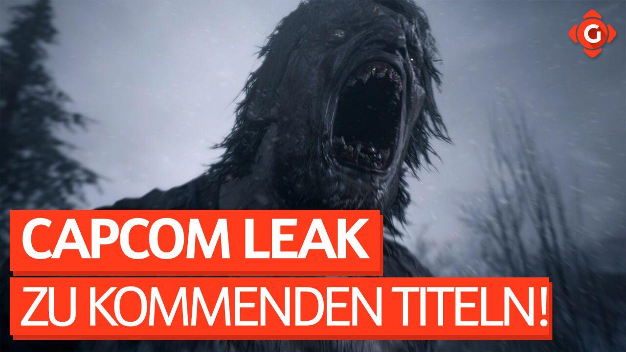 Gameswelt News 16.11.2020 - Mit Capcom Leak, Ubisoft, COD Cold War und mehr
