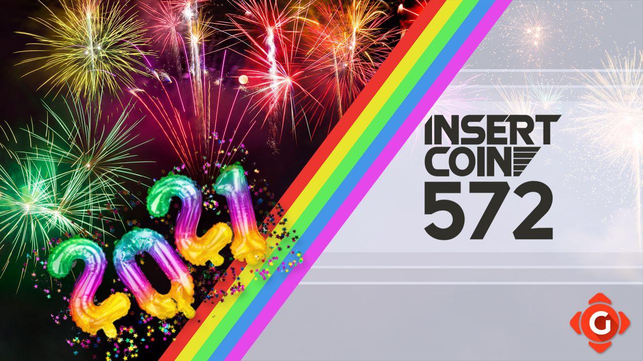 Insert Coin #572 - Silvester-Sondersendung 2020