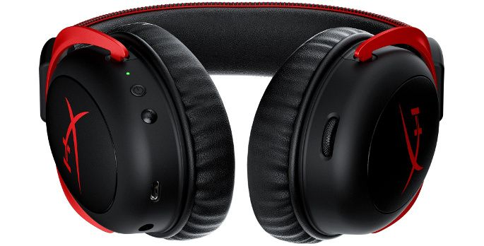 HyperX Cloud II Wireless +7.1 - Test
