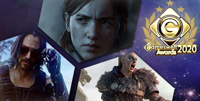 Gameswelt Leser-Award 2020 - Gewinnspiel