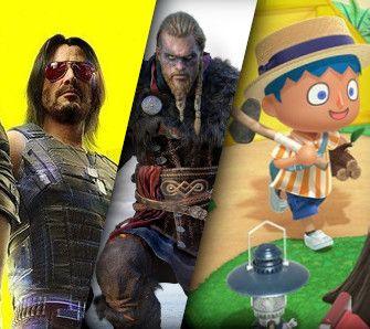 Top 30: Spiele des Jahres 2020 - Special