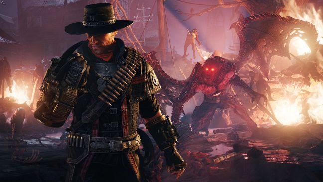 Evil West - Screenshots - Bild 2