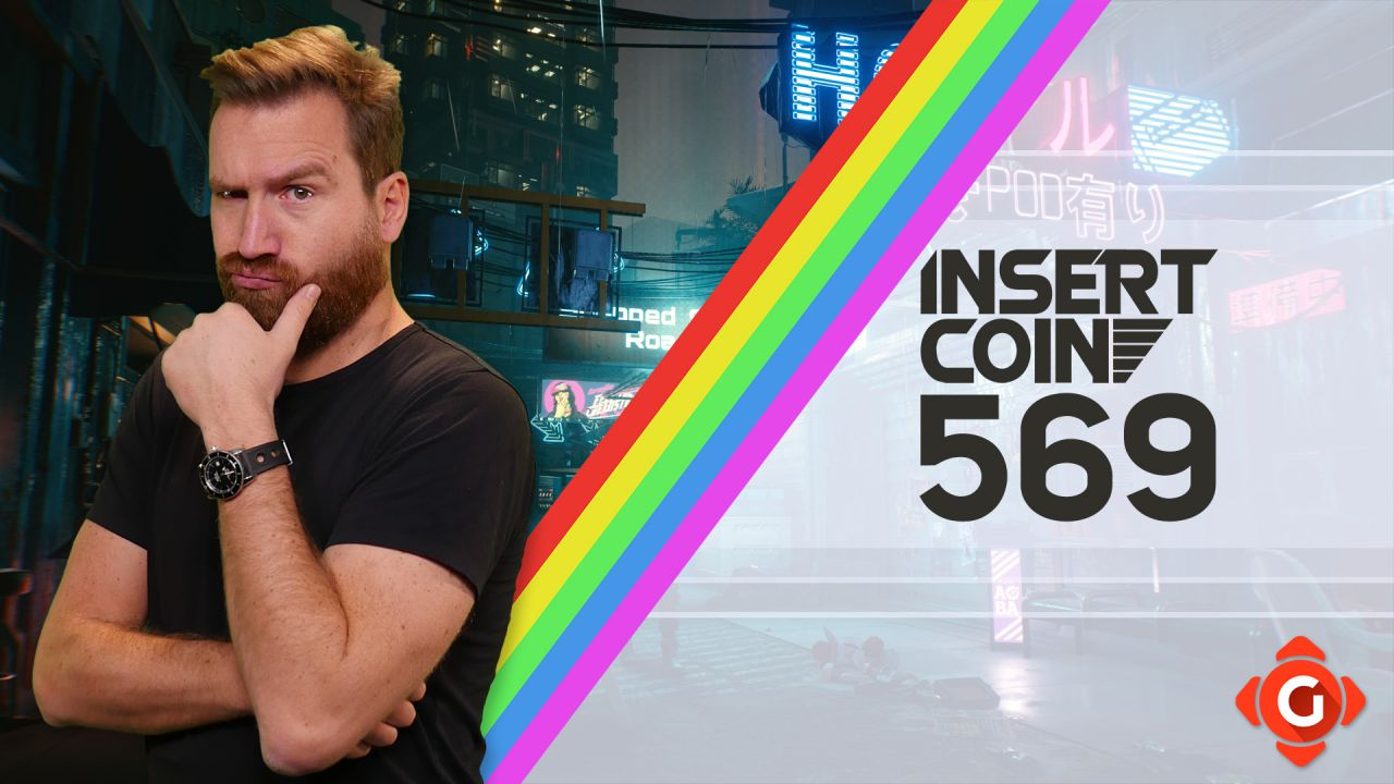 Insert Coin #569 - Cyberbunk 2077, Medal of Honor VR und mehr