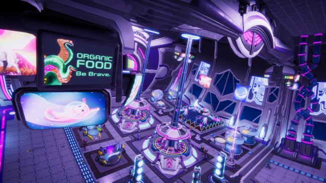 Spacebase Startopia - Screenshots - Bild 2